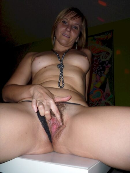 Passez un moment coquin avec une femme mature coquine